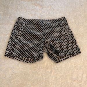J.Crew Patterned Shorts